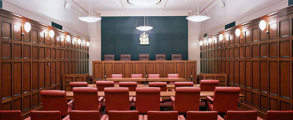 Court of Appeal, Melbourne