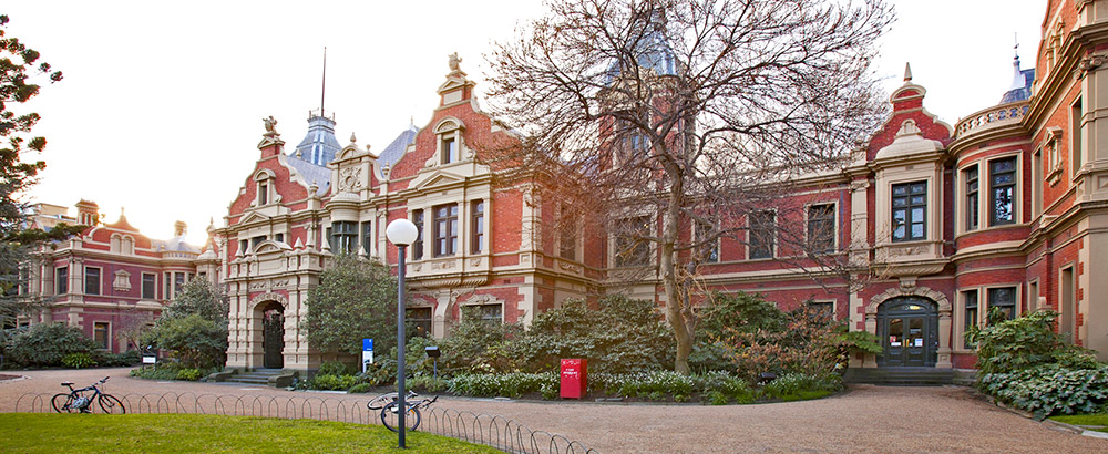 School of Graduate Studies, University of Melbourne