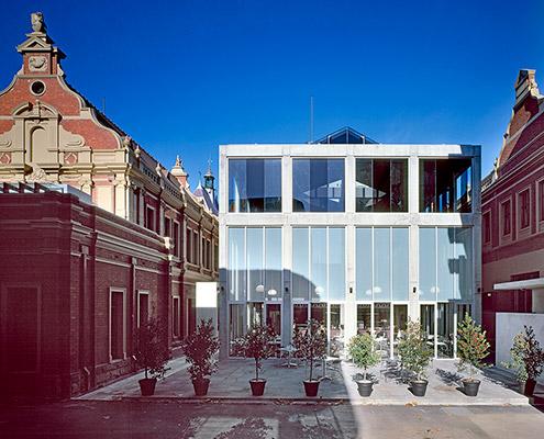 School of Graduate Studies, University of Melbourne