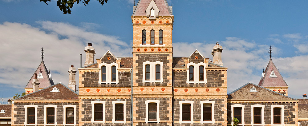 Former Royal Victorian Institute for the Blind