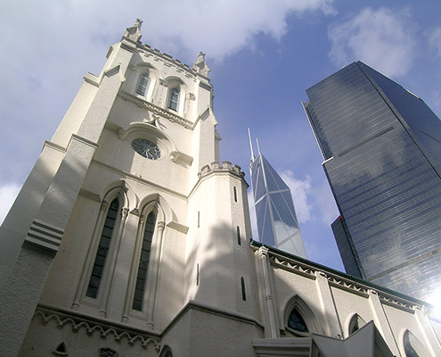 St John's Cathedral, Hong Kong