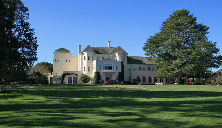 Government House Canberra Lovell Chen