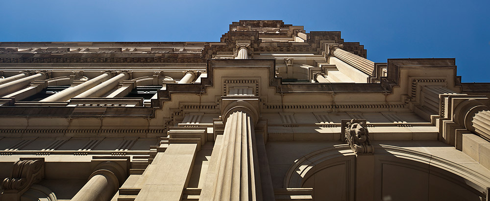 Melbourne GPO exterior conservation works