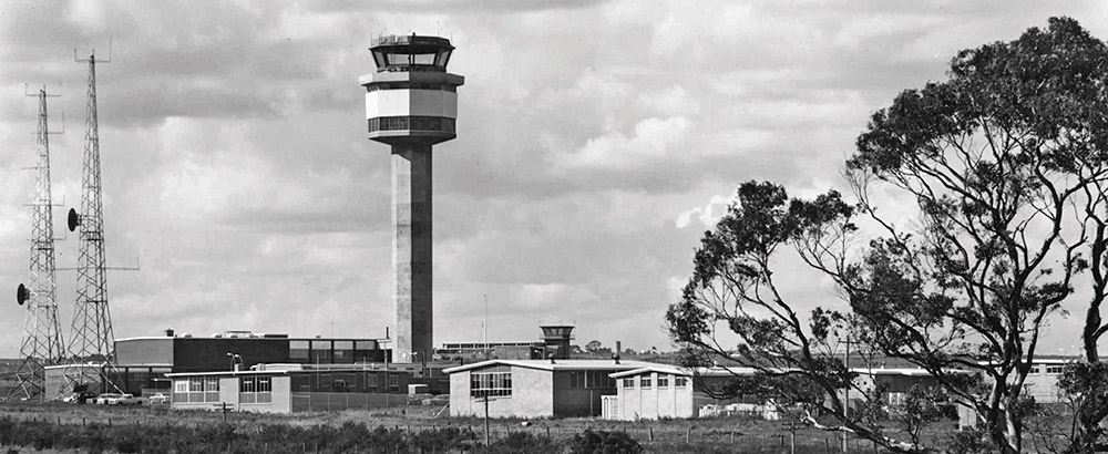 Air Traffic Control Tower, Melbourne Airport