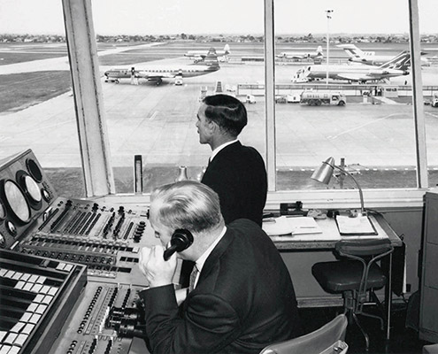 Essendon Airport ATC Tower