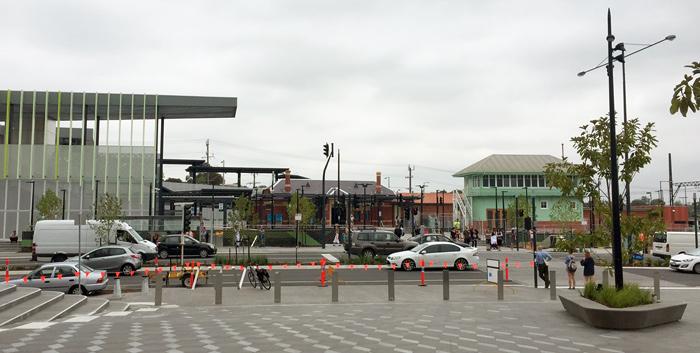 Ringwood Station signal box
