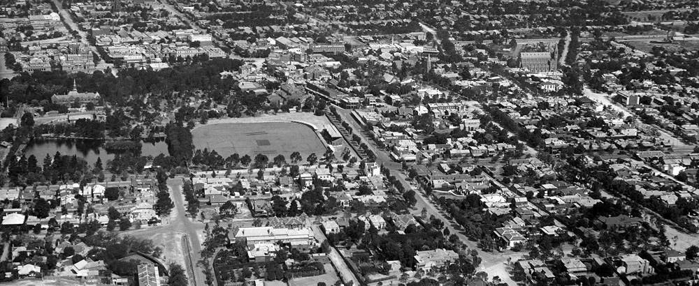 White Hills and East Bendigo