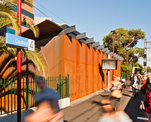 Caulfield Station