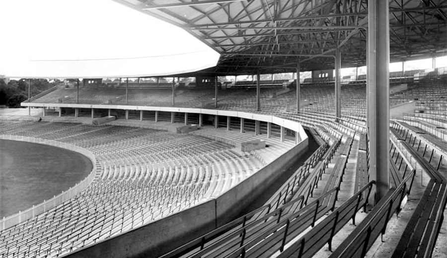 architecture at the mcg   a history  u2013 lovell chen