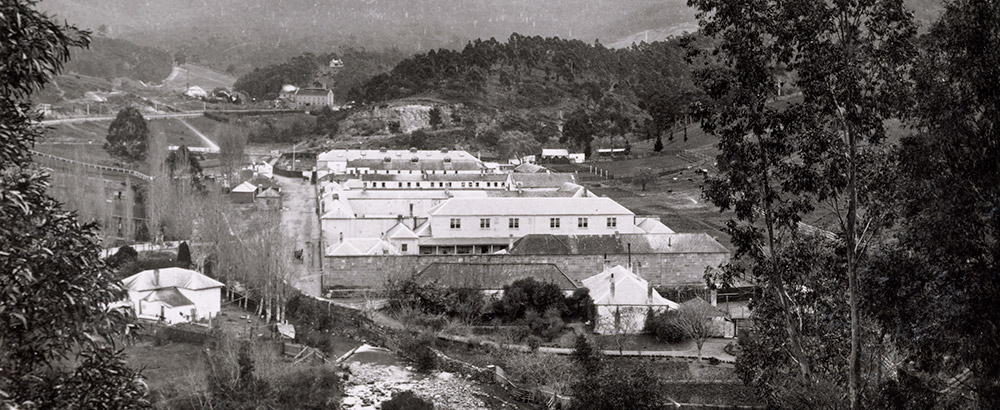 Cascades Female Factory