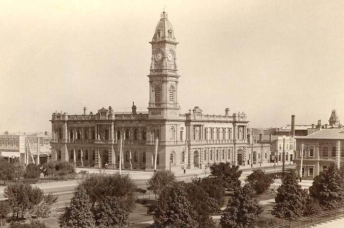 Adelaide GPO