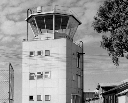 Essendon ATC Tower No.3