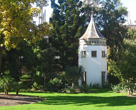 System Garden tower