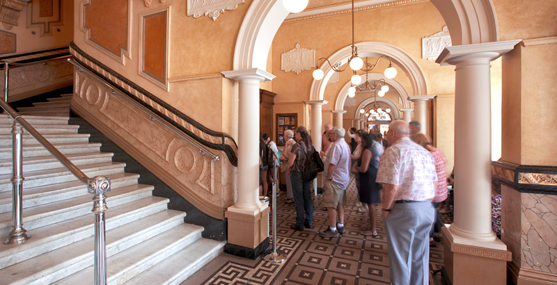 Princess Theatre foyer