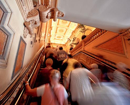 Princess Theatre foyer