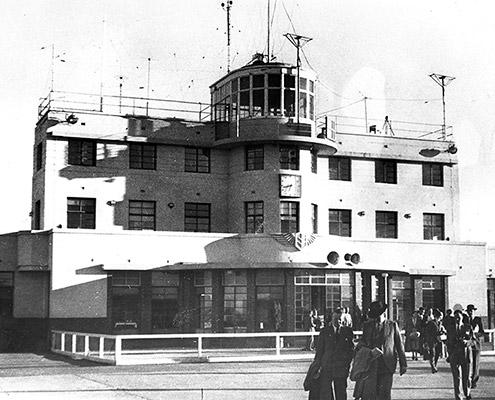 Parafield Air Traffic Control Tower