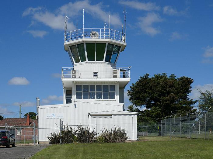 Launceston Air Traffic Control Tower