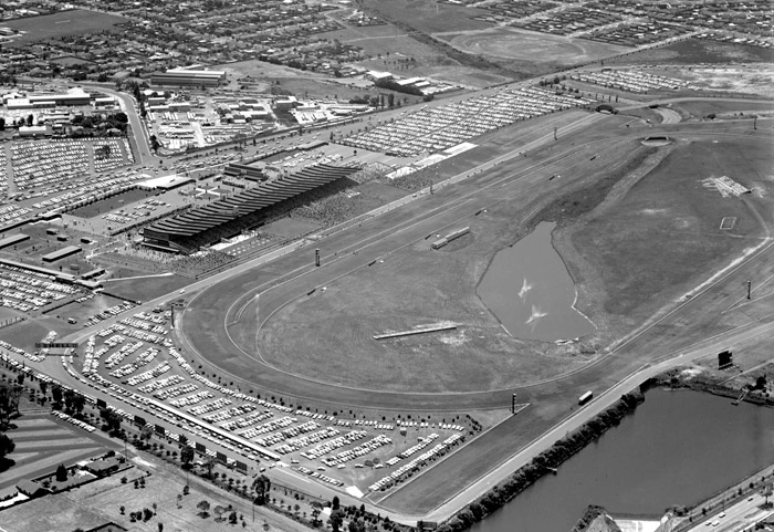 Sandown Racecourse, 1963