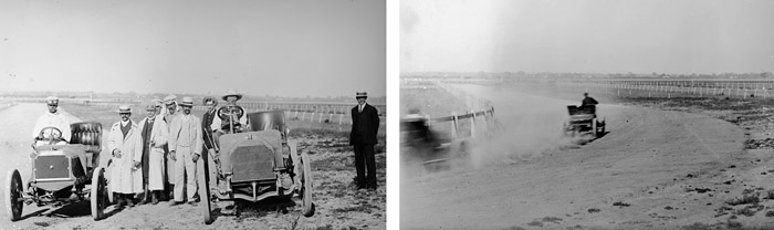 1904, first motor race in Australia