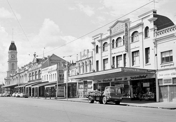 North Melbourne Heritage Review