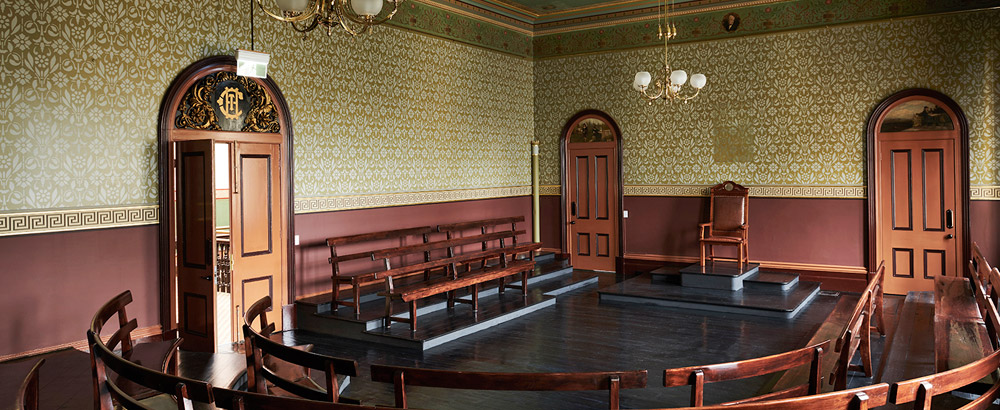 Trades Hall Old Council Chamber