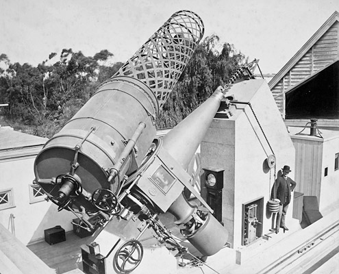 Great Melbourne Telescope House