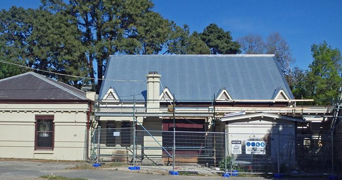 Great Melbourne Telescope House