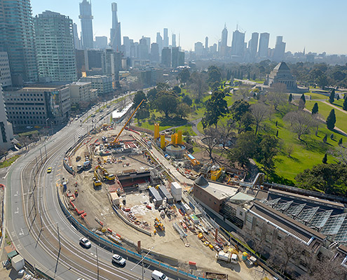 Metro Tunnel Project