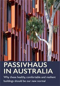 Passivhaus in Australia