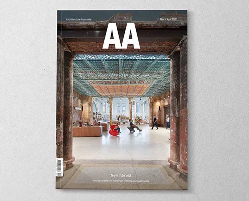 Architecture Australia March-April 2021