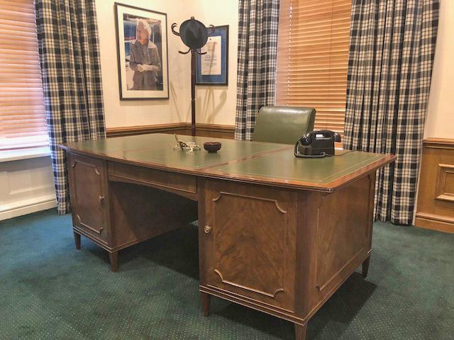 Old Quad Stage 2 - Robert Menzies Desk