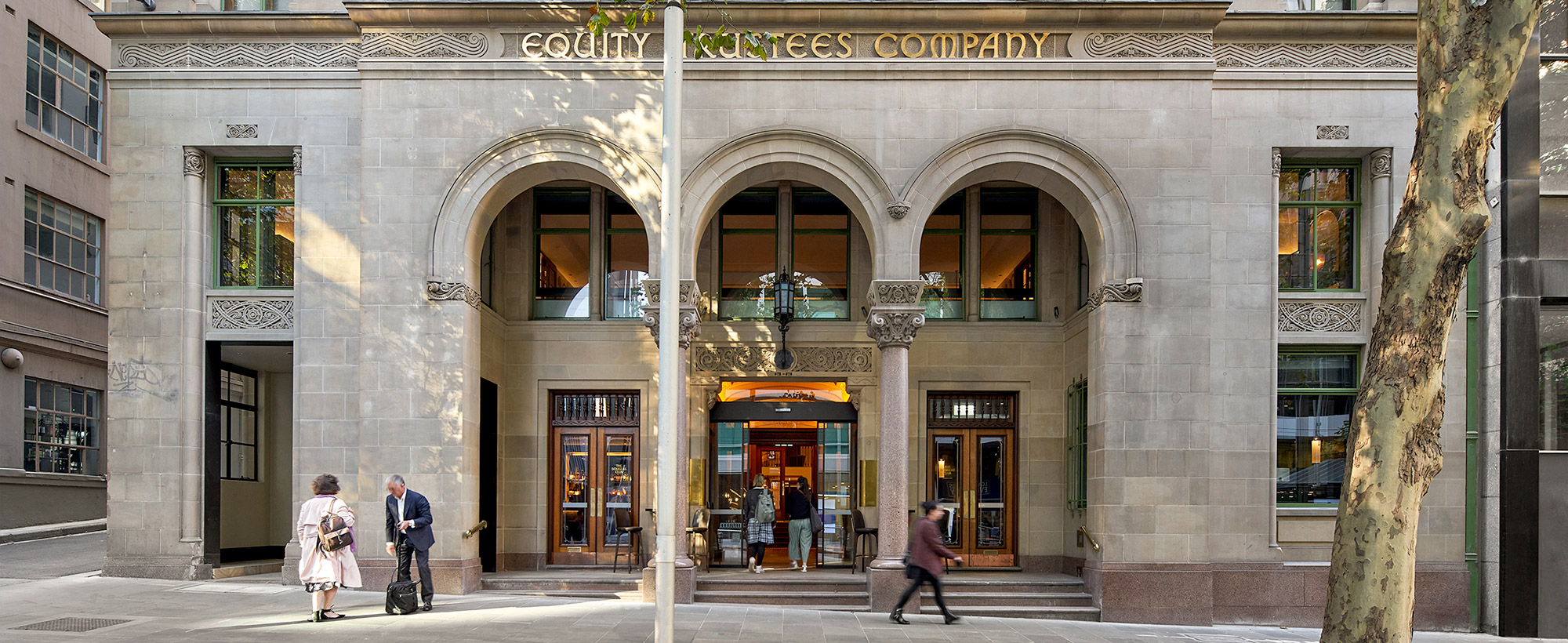 Equity Chambers, Melbourne